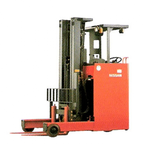 Nissan Rx Series Reach Truck Reach Truck Ride On