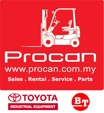 Malaysia Forklift & Reach Truck Supplier