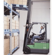 3 Wheeler Battery Power Forklift - 02