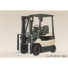 4 Wheeler Battery Power Forklift - 01