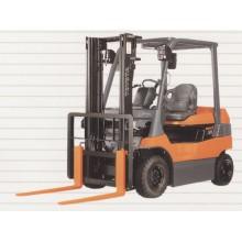 4 Wheeler Battery Power Forklift - 03