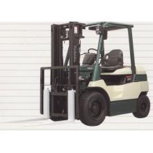 4 Wheeler Battery Power Forklift - 04