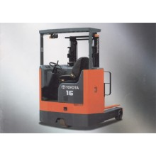 Sit On Reach Truck (Toyota)