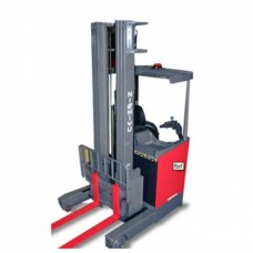 Nichiyu Sit On Electric Reach Truck