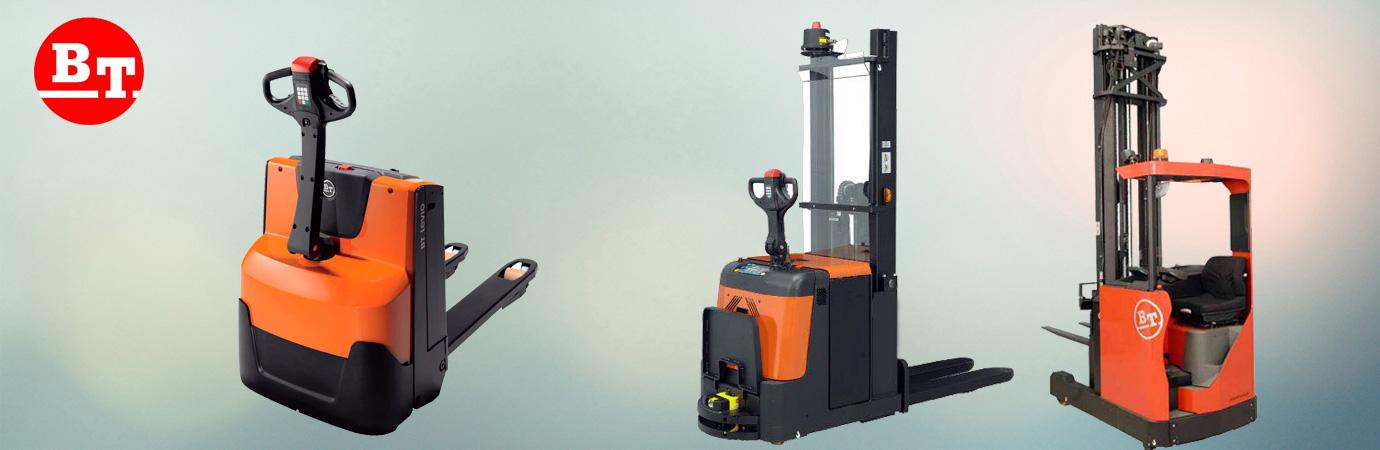 Procan - Malaysia BT Forklift