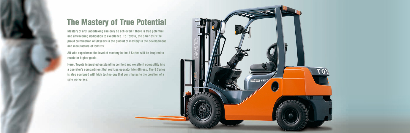 Procan - Malaysia Forklift Renting