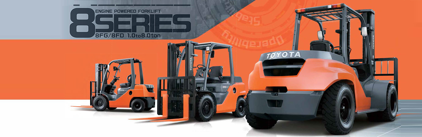 Procan - Malaysia Forklift Supplier