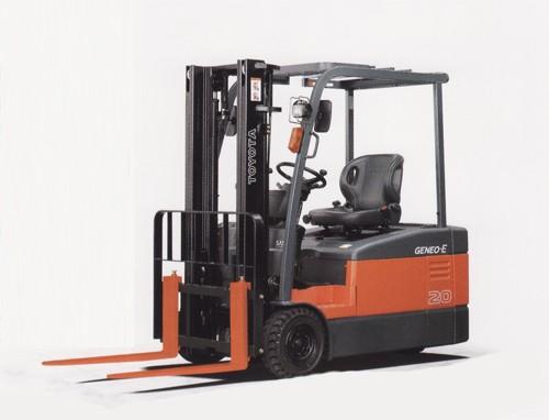 3 Wheeler Battery Power Forklift - 01