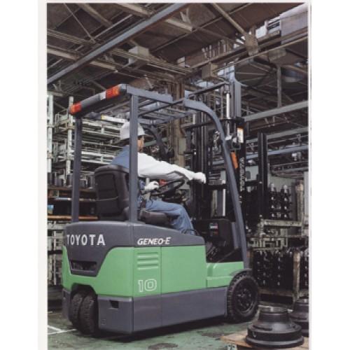3 Wheeler Battery Power Forklift - 03