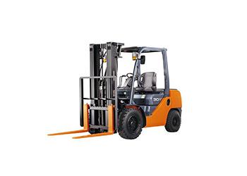 Diesel / LPG Forklift Truck