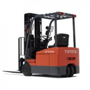 Toyota 3 Wheeler Battery Power Forklift - 7FBE15