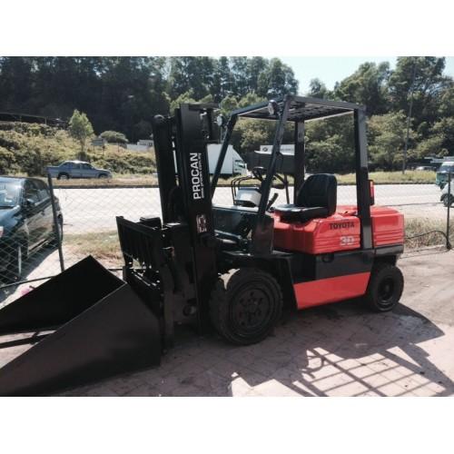 Toyota 5FD30 (Diesel Forklift)