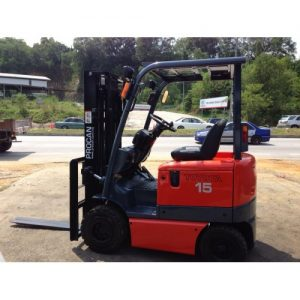 Toyota 6FB15 (Battery Forklift)