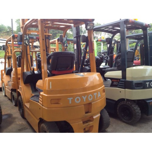 Toyota 7FB20 (Battery Forklift)