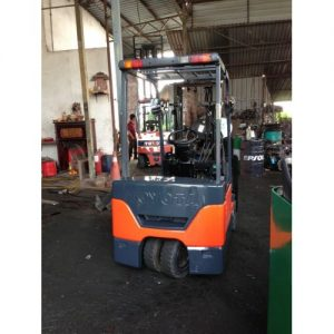 Toyota 7FBE15 (Battery 3 Wheeler Forklift)