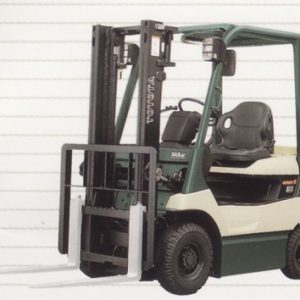 4 Wheeler Battery Power Forklift - 02