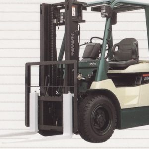 4 Wheeler Battery Power Forklift - 04