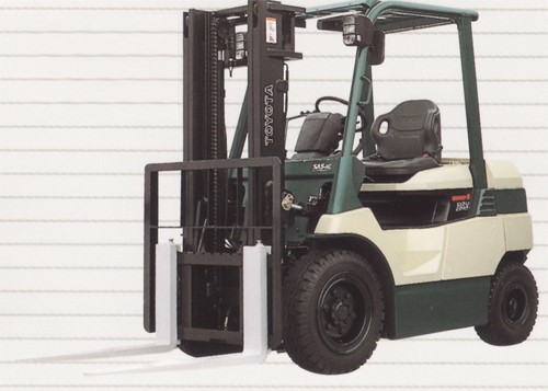 4 Wheeler Battery Power Forklift - 04 | Malaysia 4 Wheeler
