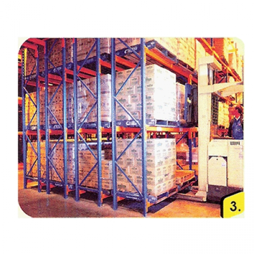 Double Deep Pallet Tracking
