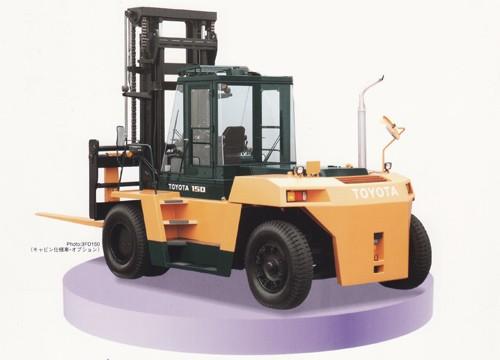 Heavy Duty Forklift - Toyota F150
