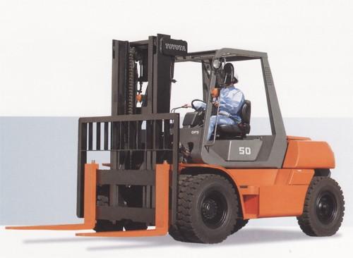 Heavy Duty Forklift - Toyota FD50