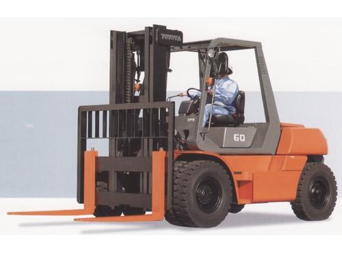 Heavy Duty Forklift - Toyota FD60