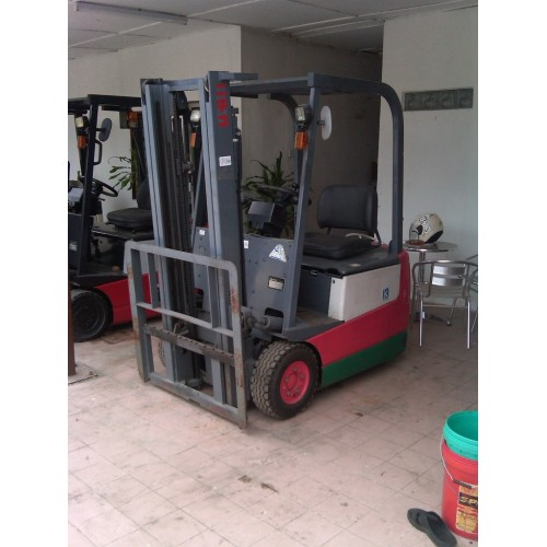 Nichiyu FBT13P-60 Electric Engine Forklift