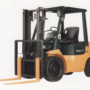 Toyota Engine Power Forklift - Geneo 30