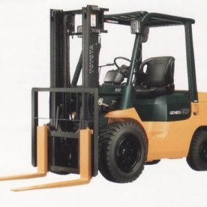 Toyota Engine Power Forklift - Geneo 35J